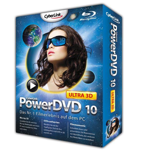 Торрент powerdvd 10 ultra 3d российская версия