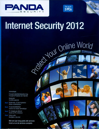 ����� ��� panda internet security 2012 - densoft
