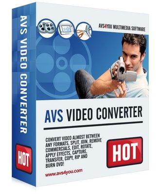 Скачать AVS Video Converter 6.2.4.330 без регистрации AVS ...